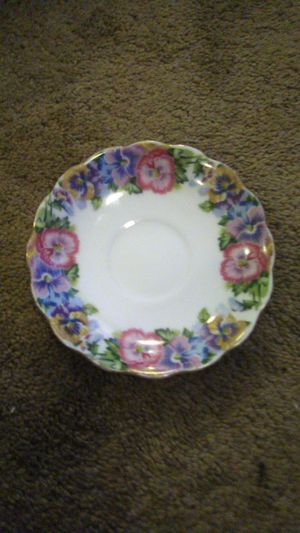 Antique Fine China Tea Saucer for Sale in Lakeside, CA