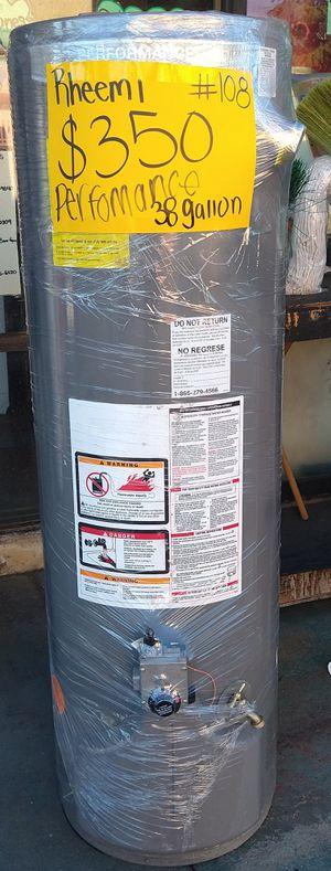 Rheem water heater for Sale in Los Angeles, CA