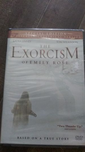 The Exorcism of Emily Rose for Sale in Henderson, TX