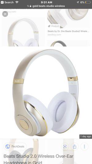 Beats studio wireless 2.0 for Sale in Orlando, FL