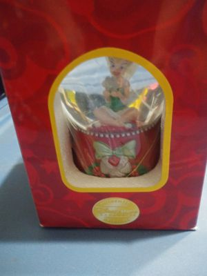 Disney tinker bell collectible musical waterball for Sale in Goodlettsville, TN