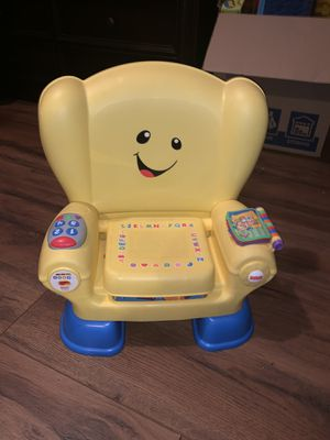 Kids Learning Chair for Sale in Tampa, FL