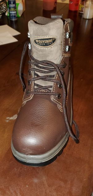 Boots for work for Sale in Escondido, CA