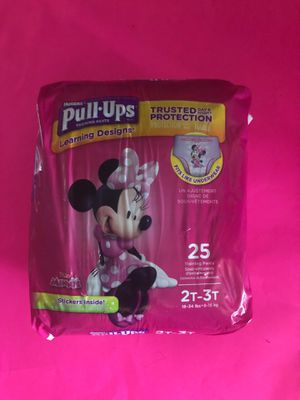 PULL UPS $6 for Sale in Wauchula, FL