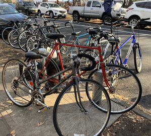 Saturday 11/28 Sunday 11/29 bike sale Road Hybrid Mountain bicycles Trek Ross schwinn giant $180-$400 for Sale in Brooklyn, NY