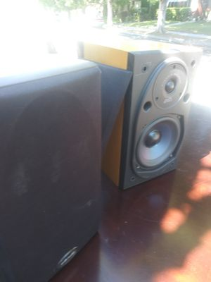 Polk audio speakers for Sale in Campbell, CA