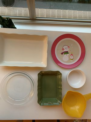 Crate & Barrel Serving Dishes for Sale in Falls Church, VA