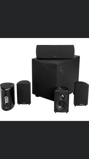 Denon AVR S930H and ProCinema 600 System 6-Piece 5.1 Channel Home Theater Speaker System for Sale in Novi, MI