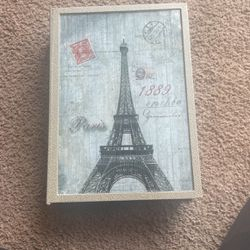 Eiffel Tower Storage Book for Sale in Pittsburgh,  PA
