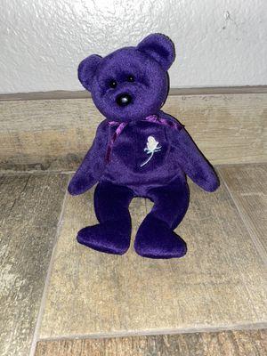 """Princess"" beanie baby for Sale in Peoria, AZ"