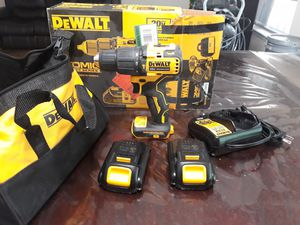 Dewalt brushless hammer drill for Sale in San Antonio, TX