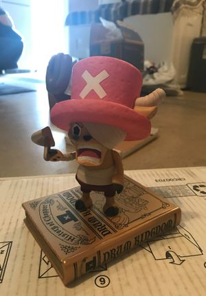 One Piece Chopper Figma (anime) for Sale in Hanford, CA