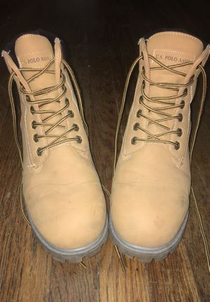 U.S. Polo Assn. Tan Ankle Boots for Sale in Houston, TX