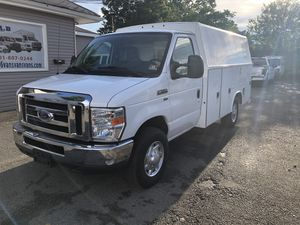 Ford E350 Cutaway Utility Truck for Sale in North Bergen, NJ