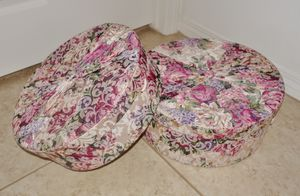 FREE DELIVERY—decorative storage containers OR hat boxes for Sale in North Las Vegas, NV