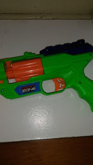 Dart Zone Nerf Gun bullets not included for Sale in Sacramento, CA