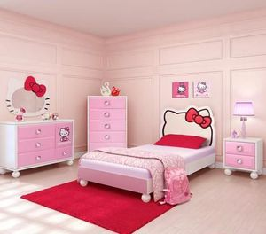 Hello Kitty Bedroom Set for Sale in Fairview, NJ