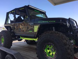 1997 Jeep Wrangler Rock Crawler for Sale in Squaw Valley, CA
