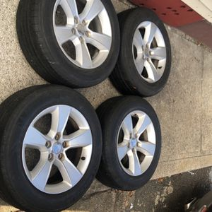 """Dodge Charger 17"""" Rims for Sale in Jersey City, NJ"""