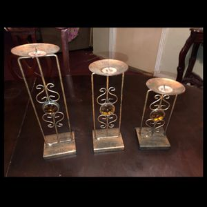 Candle Holders for Sale in Baytown, TX