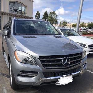 2013 Mercedes-Benz ML-Class for Sale in Chula Vista, CA