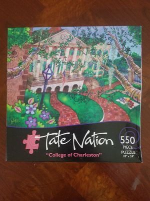 """""""College of Charleston"""" Puzzle for Sale in Goose Creek, SC"""