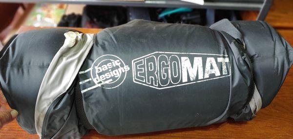Basic Design Ergomat sleeping mat