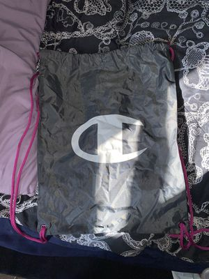 Champions workout bag for Sale in Compton, CA