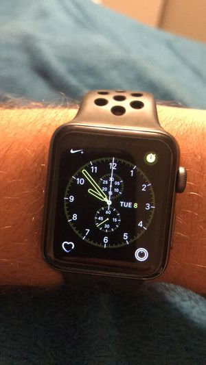 Apple Watch Series 3 42mm Nike+ GPS and Cellular for Sale in Virginia Beach, VA