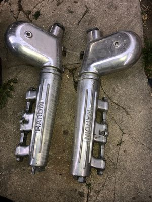 455 Oldsmobile jet boat exhaust water manifolds for Sale in Whittier, CA
