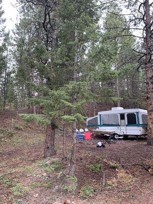 1999 venture popup camper for Sale in Aurora, CO