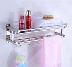 Stainless Steel Towel Rail Shower Shelf for Sale in Morris Plains, NJ
