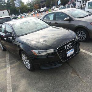 Audi A6 2.0T Premium Sedan w/ Front Track Multitronic for Sale in Fairfax, VA