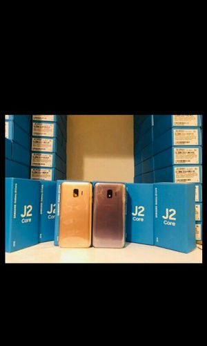 Samsung Galaxy J2 Core Unlocked brand new for Sale in Queens, NY