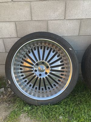 """24"""" Rims for Sale in Bloomington, CA"""