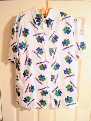 N64 shirt for Sale in Lake Forest Park, WA
