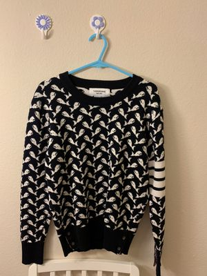 Whale whale sweater for Sale in Los Angeles, CA