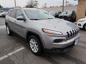2016 Jeep Cherokee Latitude for Sale in Lincolnia, VA