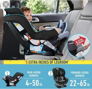 New car seat graco extended 2fit car for Sale in Fontana, CA