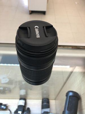 Canon Lens for Sale in Pasadena, TX