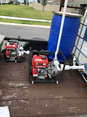 Live well or pressure washer for Sale in Clermont, FL