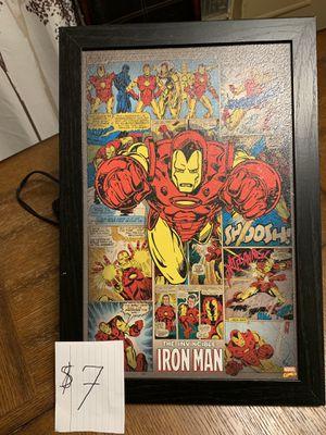 Iron Man frame for Sale in Phoenix, AZ