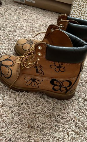 Butterfly 🦋 Timbs for Sale in Saint Charles, MO