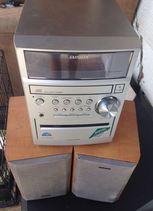 Aiwa Stereo for Sale in Cleveland, OH