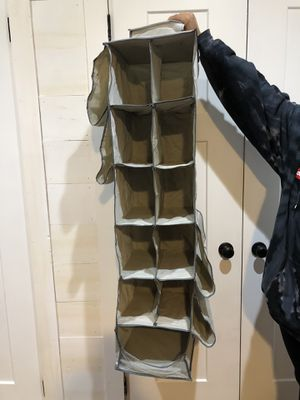 Closet organizer for Sale in Spring City, PA