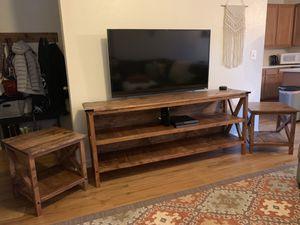 Custom Handmade Farm House Style Living-Room Set for Sale in Fort Belvoir, VA
