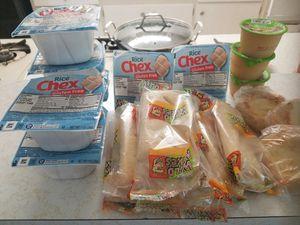 Free snacks for Sale in Sacramento, CA