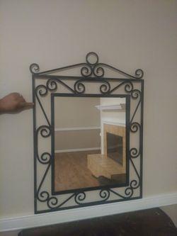Large Iron Mirror for Sale in Prattville,  AL