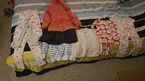 Toddler clothes size 1-1.5,2t great conditions for Sale in Clifton, NJ