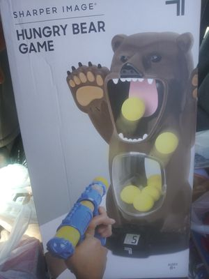Hungry bear game for Sale in Santa Maria, CA